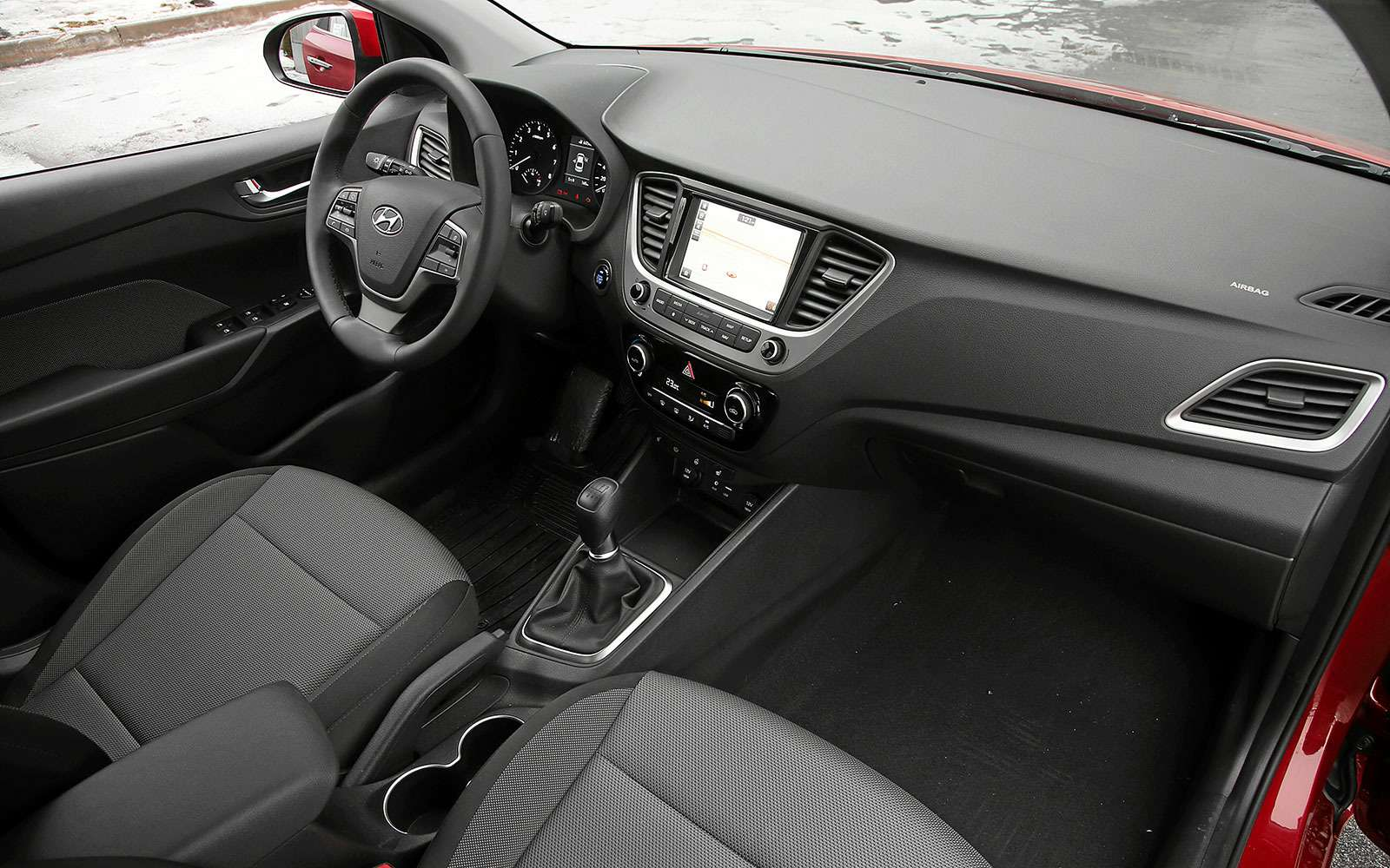 Новый Hyundai Solaris— выбираем оптимальную модификацию— фото 771739