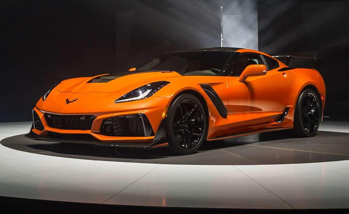 13радиаторов и766 лошадей: представлен самый крутой Corvette вистории— фото 815821