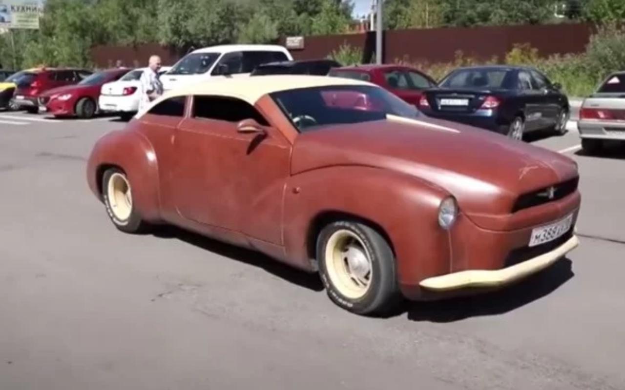Продается «кожаный» автомобиль смеховым салоном. Его делали позаказу Березовского?— фото 908460