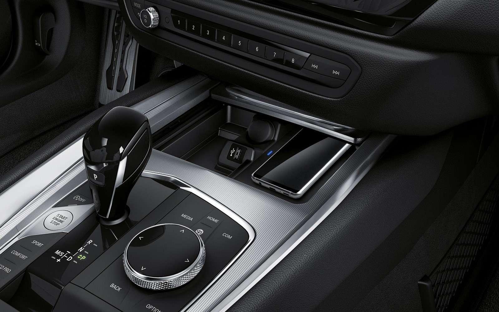 Облик BMW Z4раскрыли допремьеры— фото 896306