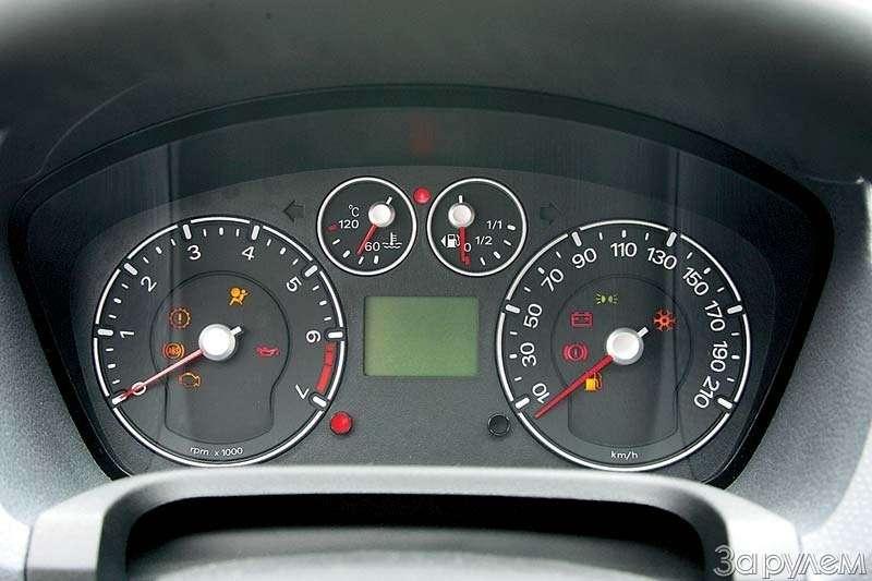 Тест Ford Fiesta 1.6 Ghia. Красный день календаря.— фото 66443