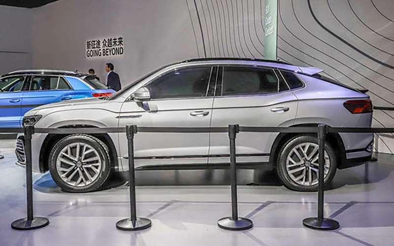 Volkswagen сделал конкурента Renault Arkana