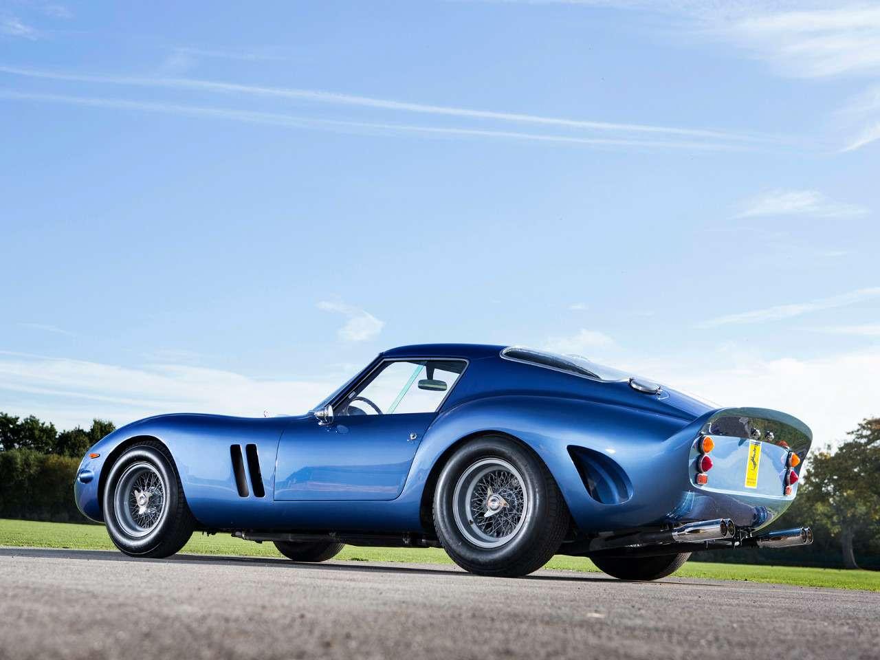 Самый дорогой автомобиль вистории: Ferrari!— фото 663408