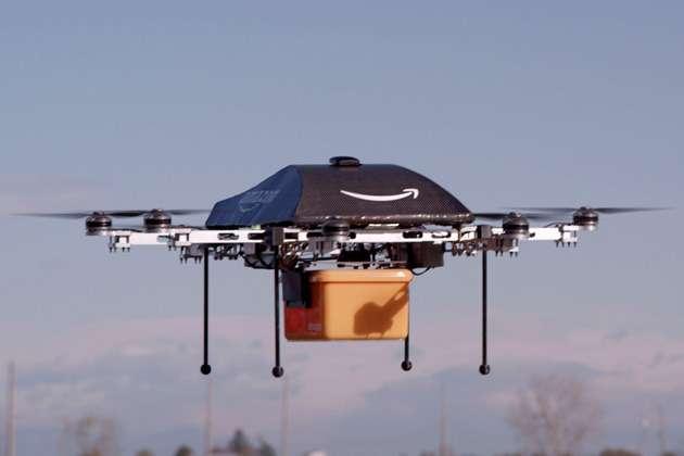 nocopyright drone amazon