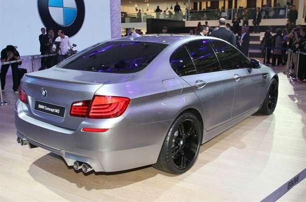 Полноприводный вариант нового BMW M5готовят кзапуску