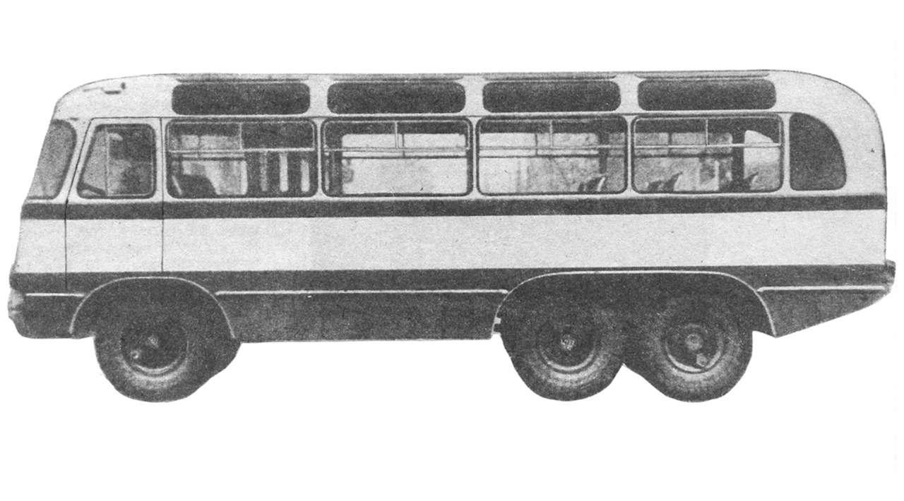 Автобусы, накоторых выникогда не ездили— фото 868821