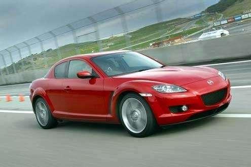 Mazda отзывает RX8— фото 98061