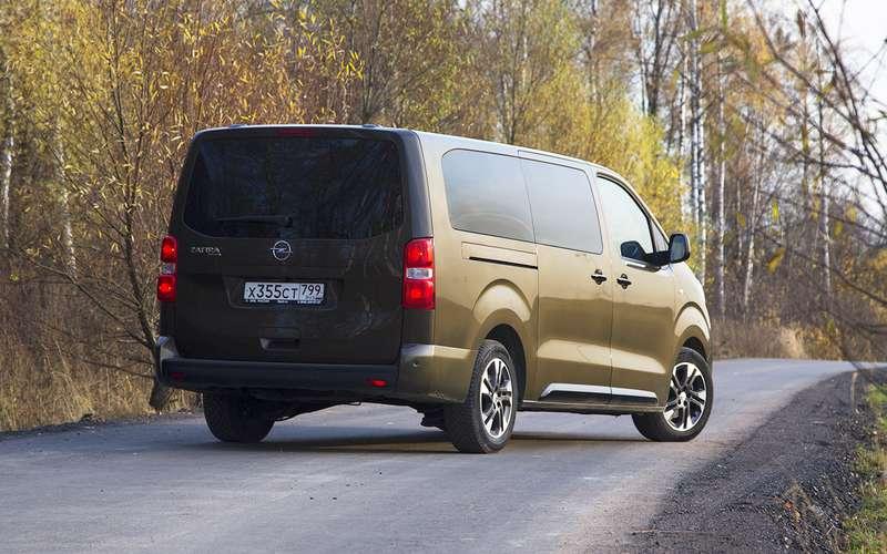 Тест Opel Zafira Life: недорого, ногде USB иподогревы?