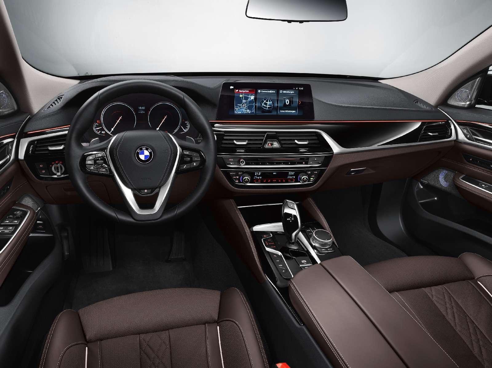BMW6-й серии GTдляРоссии— комплектации ицены— фото 764540
