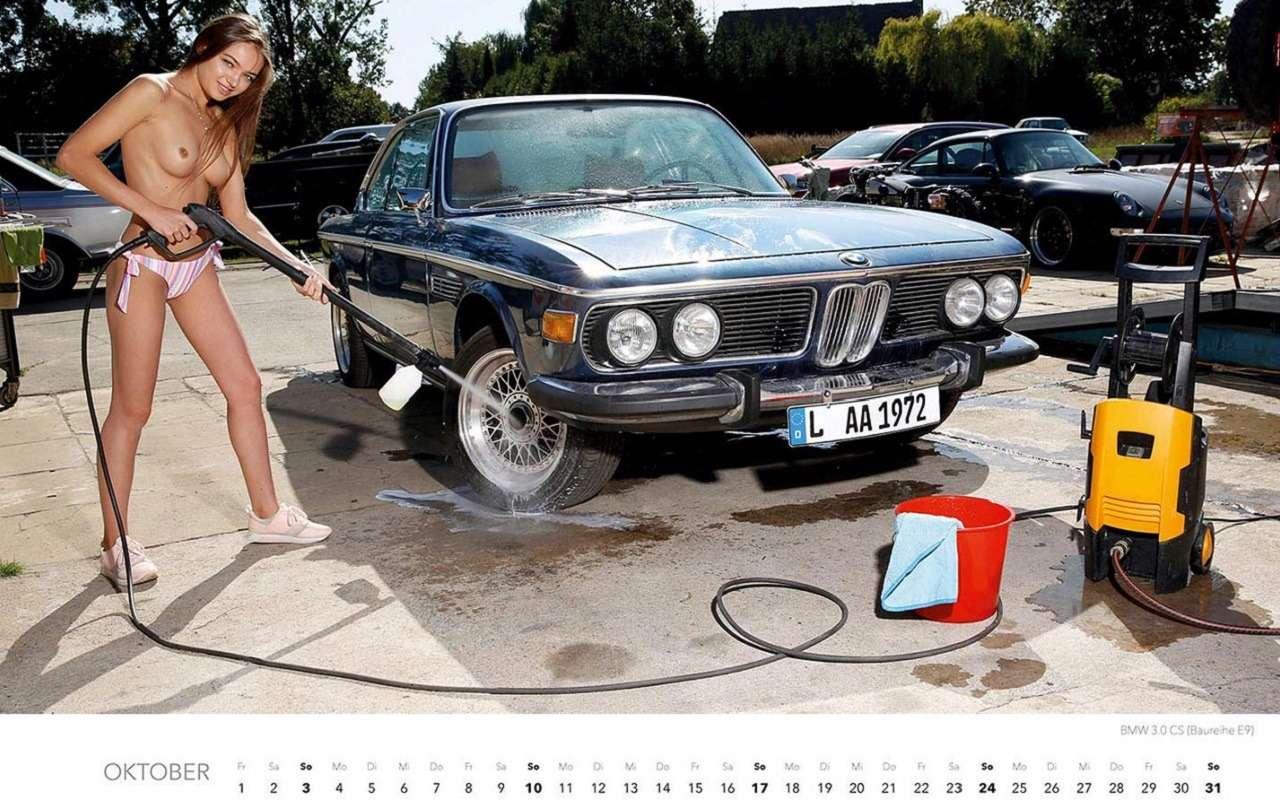 Девушки наавтомойке— пожалуй, лучший календарь 2021 года— фото 1203389