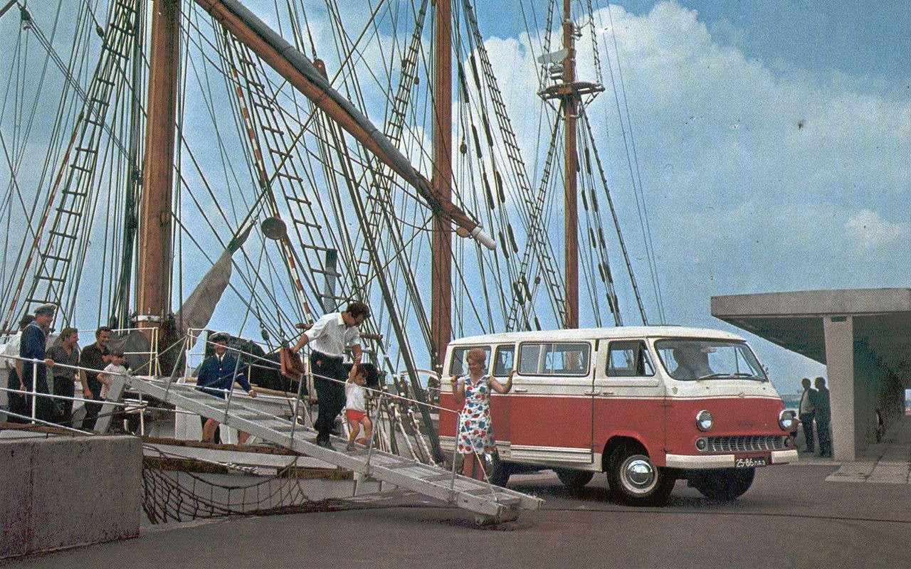16самых популярных автобусов СССР: вывсе вспомните?— фото 990833