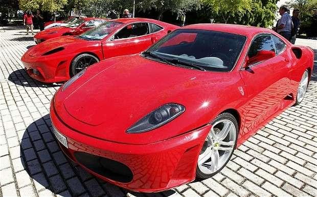 nocopyright Fake Ferrari