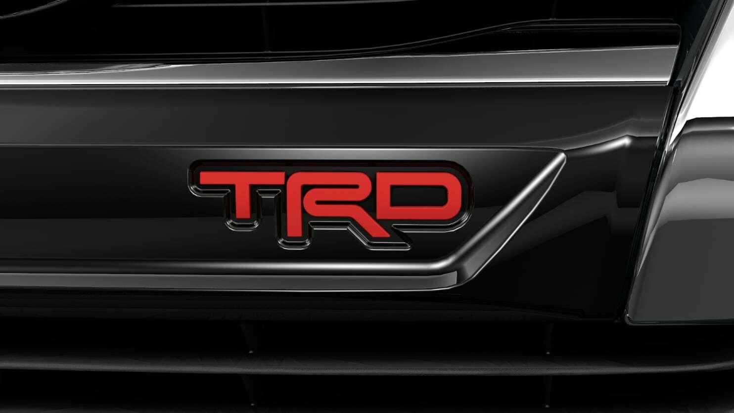 В Россию привезли Toyota Fortuner TRD. Цены известны— фото 909934