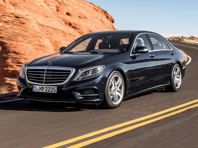 Люкс класс   Mercedes Benz SKlasse nocopyright