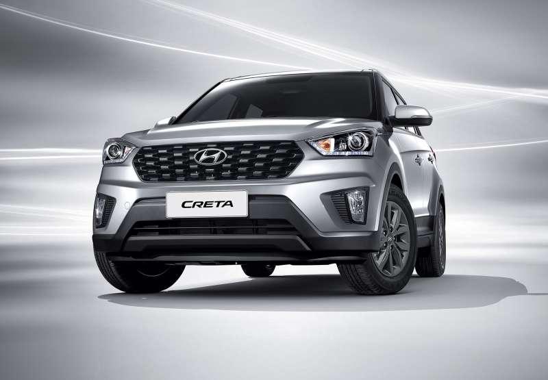 Обновленная Hyundai Creta— скоро впродаже