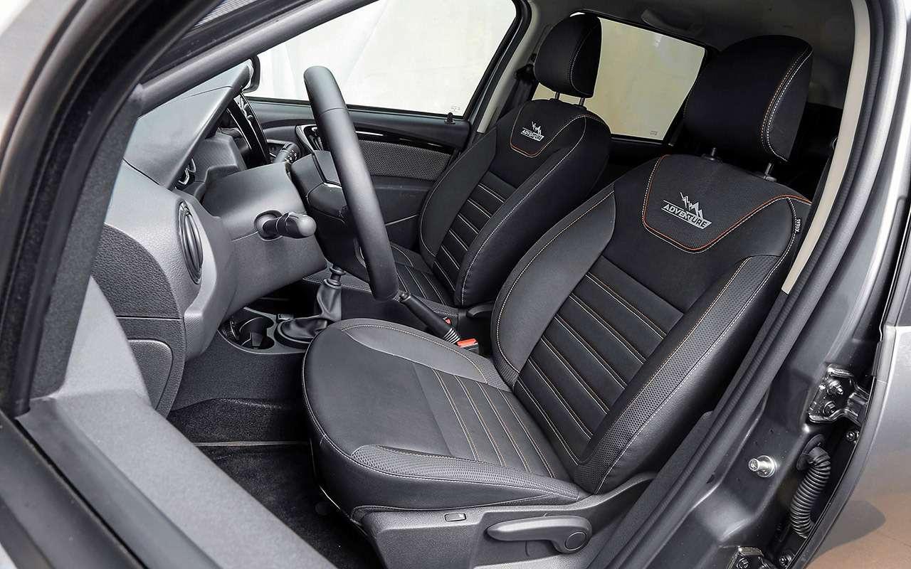 Renault Arkana, Duster, Kaptur: большой тест кроссоверов— фото 996219
