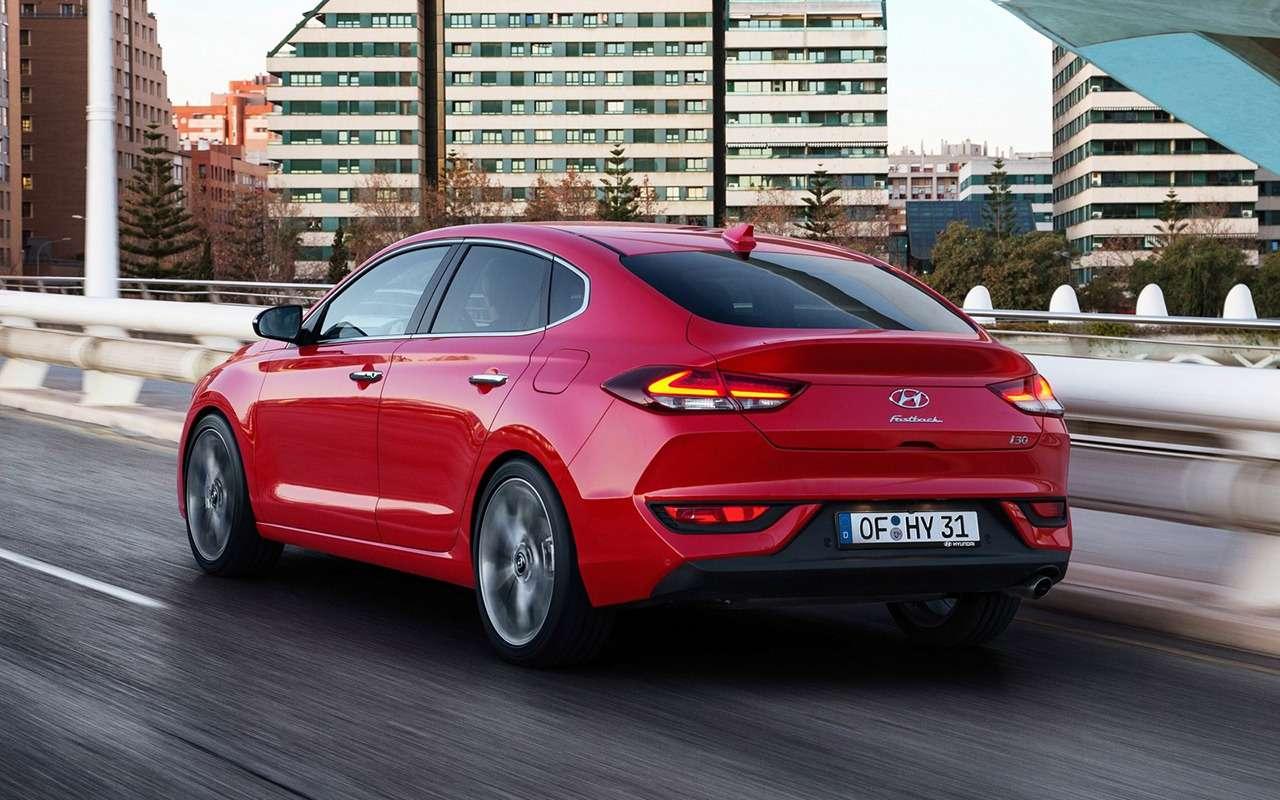 10крутейших моделей Hyundai, окоторых унас никто незнает— фото 879726