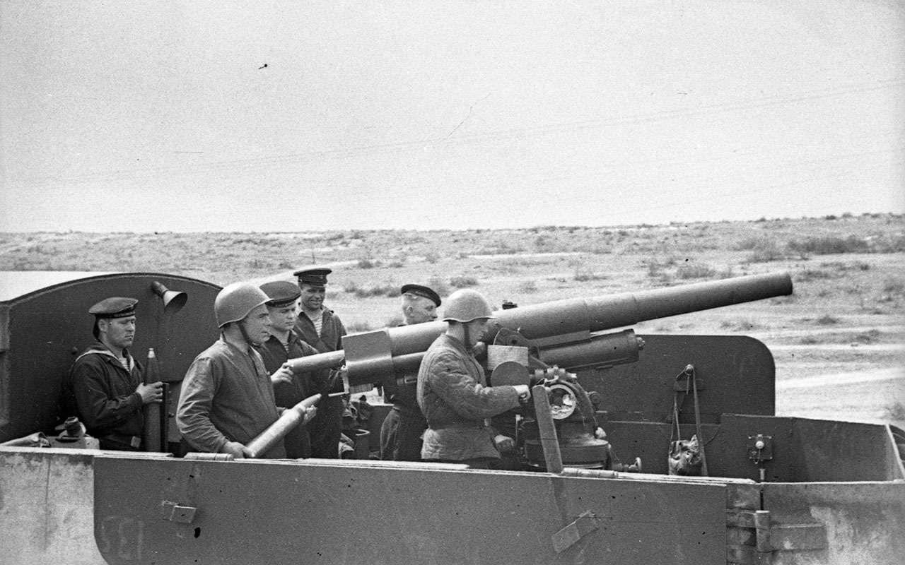 История оружия: как Россия сделала лучшие бронепоезда вмире— фото 983135