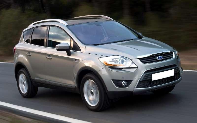 Ford отзывает в России пожароопасные кроссоверы Kuga