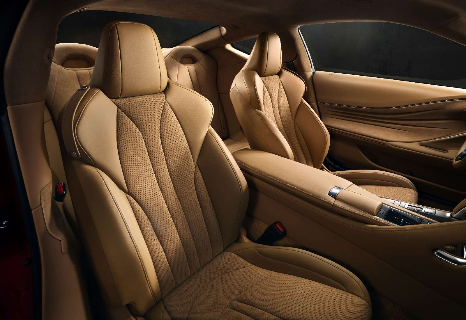 Объявлена рублевая цена наяпонский суперкар Lexus LC500— фото 715422