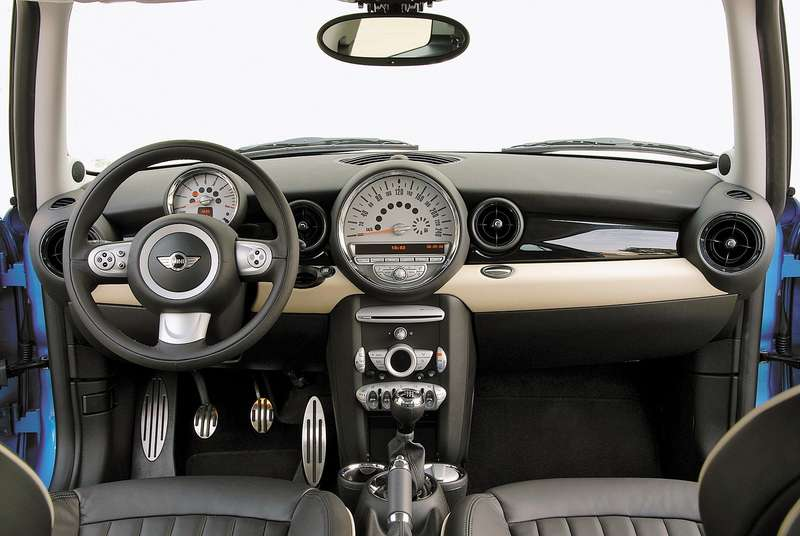 Mini с пробегом обзор журнал за рулем