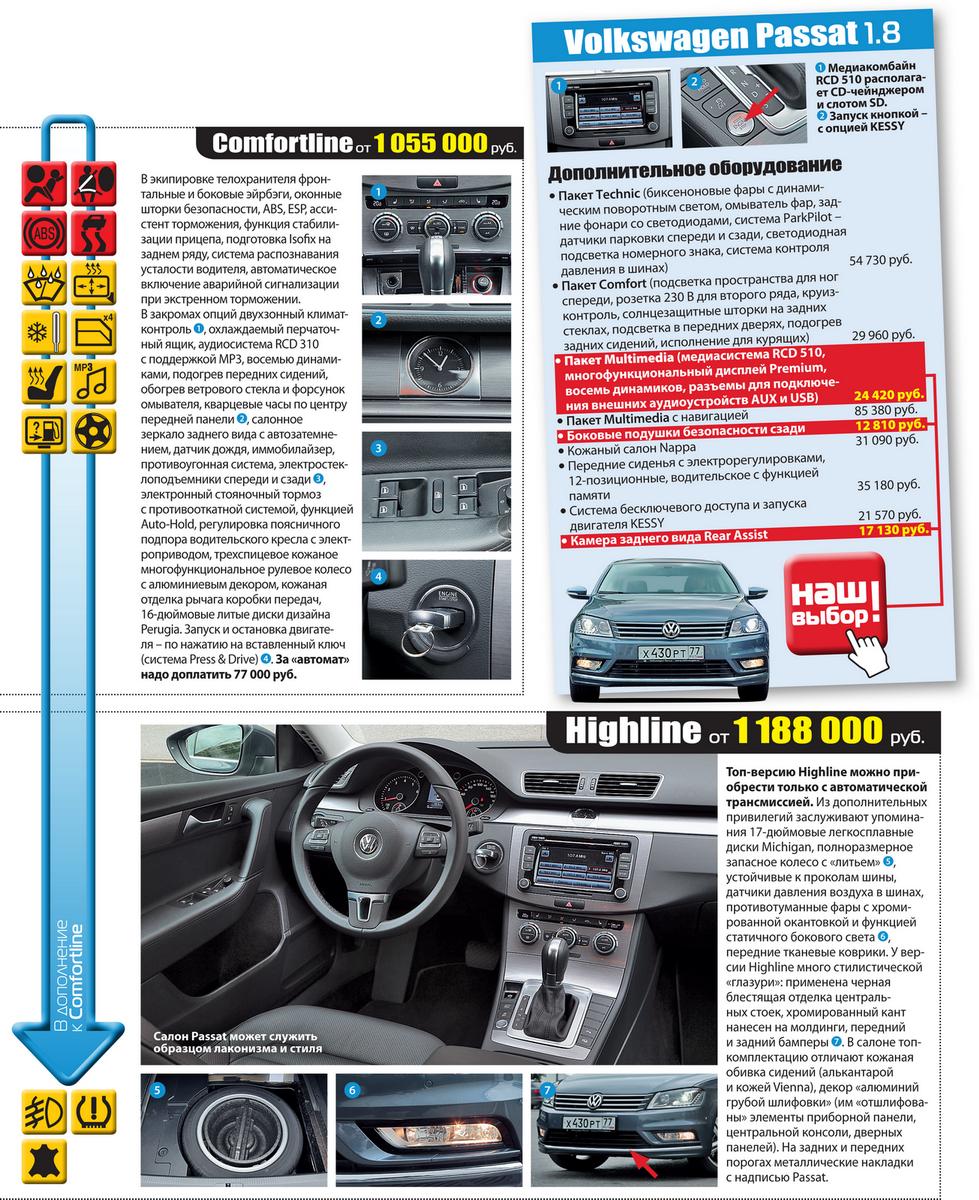 Volkswagen Passat 1.8