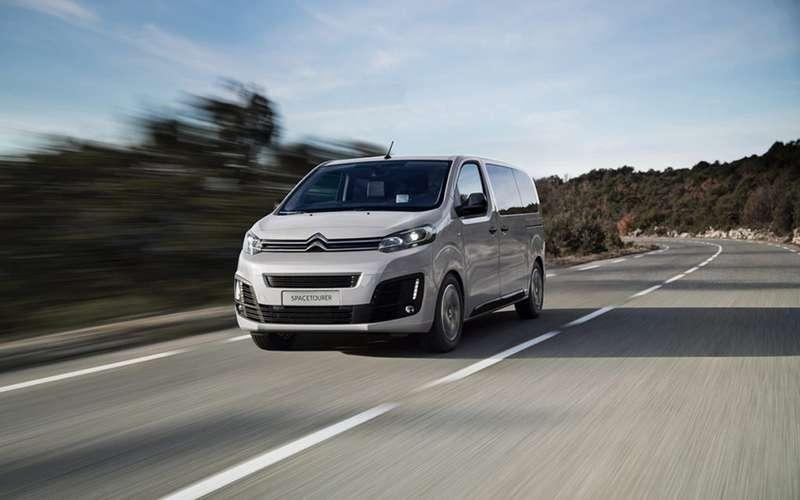 Микроавтобусы Peugeot иCitroen: новые версии