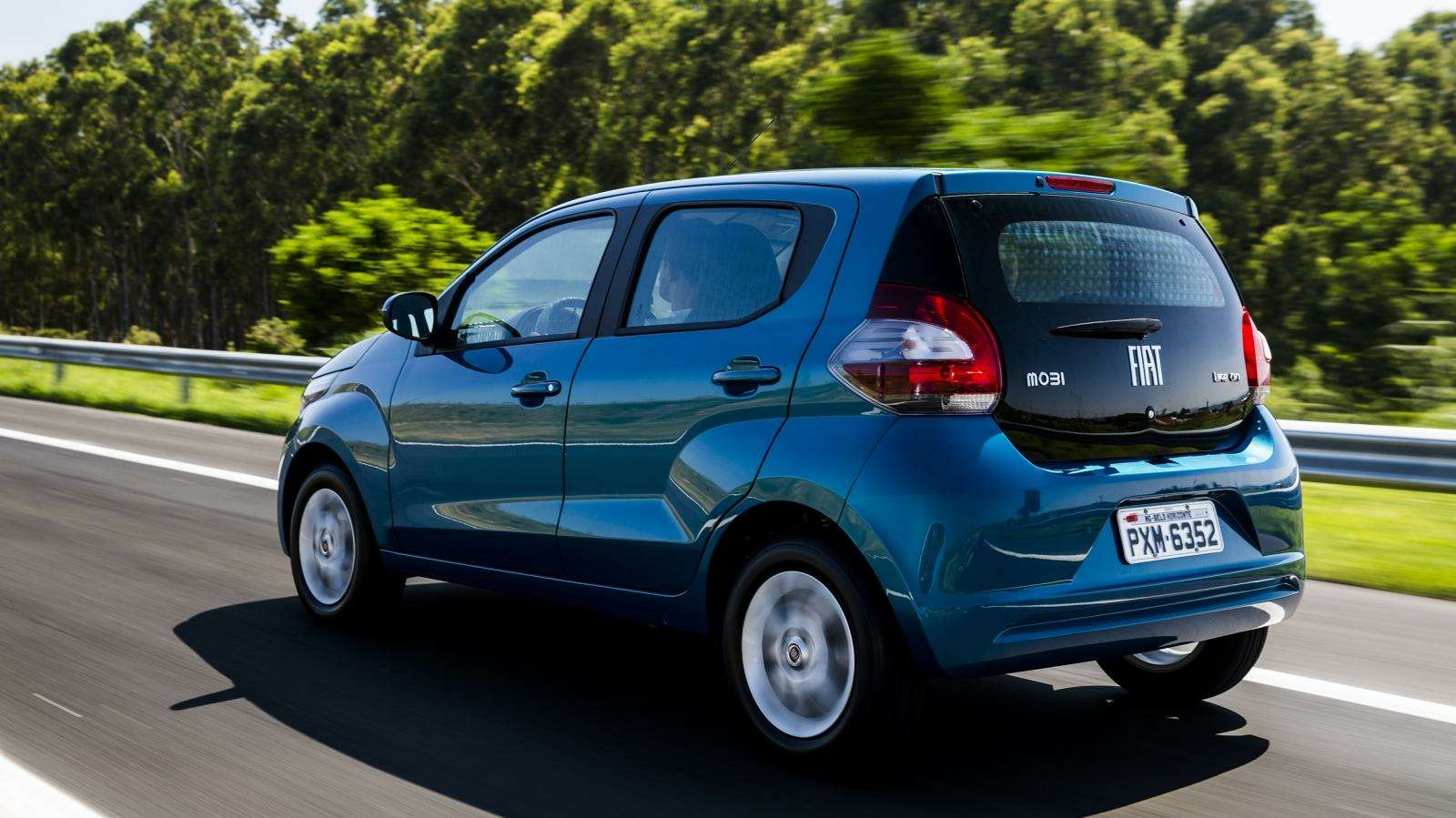 Fiat Mobi— дешево, сердито, по-бразильски— фото 575796