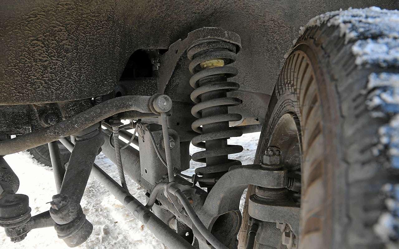 УАЗ-Полуторка: 7важных улучшений Профи— фото 1234291