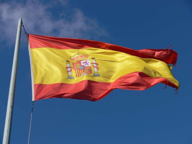 no copyright spanish flag