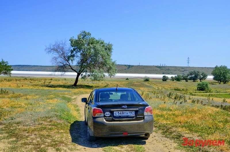 Subaru Impreza sedan 2012_15