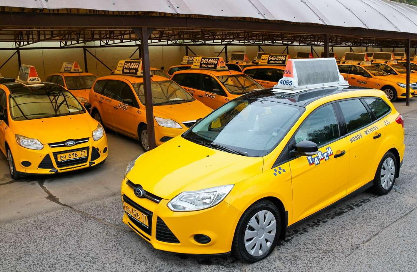 Игры вшашки: зачем АВТОВАЗ пересаживает таксистов наЛады?— фото 764958