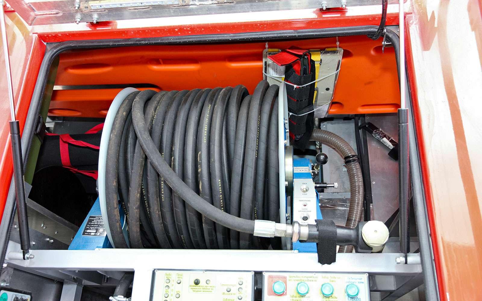 ГАЗон Next АЦ‑1,0-40/4: навсякий пожарный— фото 634438