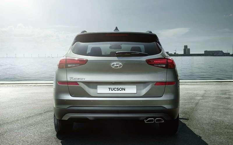 Hyundai объявил рублевые цены на обновленный Tucson