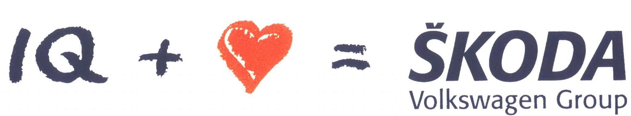 Элемент рекламной кампании, развернутой после приобретения Skoda группой Volkswagen.