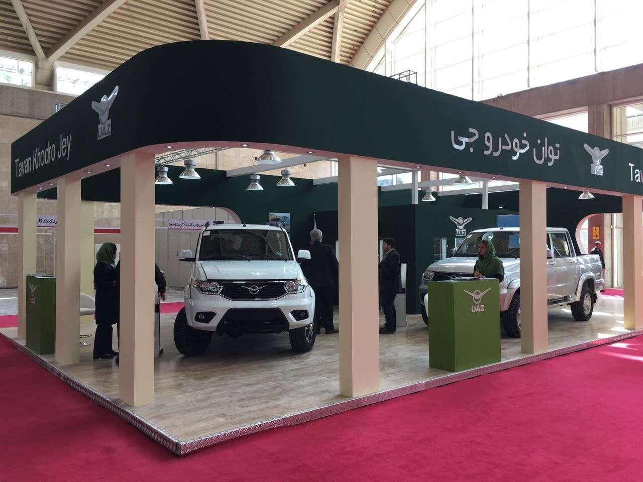 УАЗпланирует возобновить поставки автомобилей вИран— фото 707404