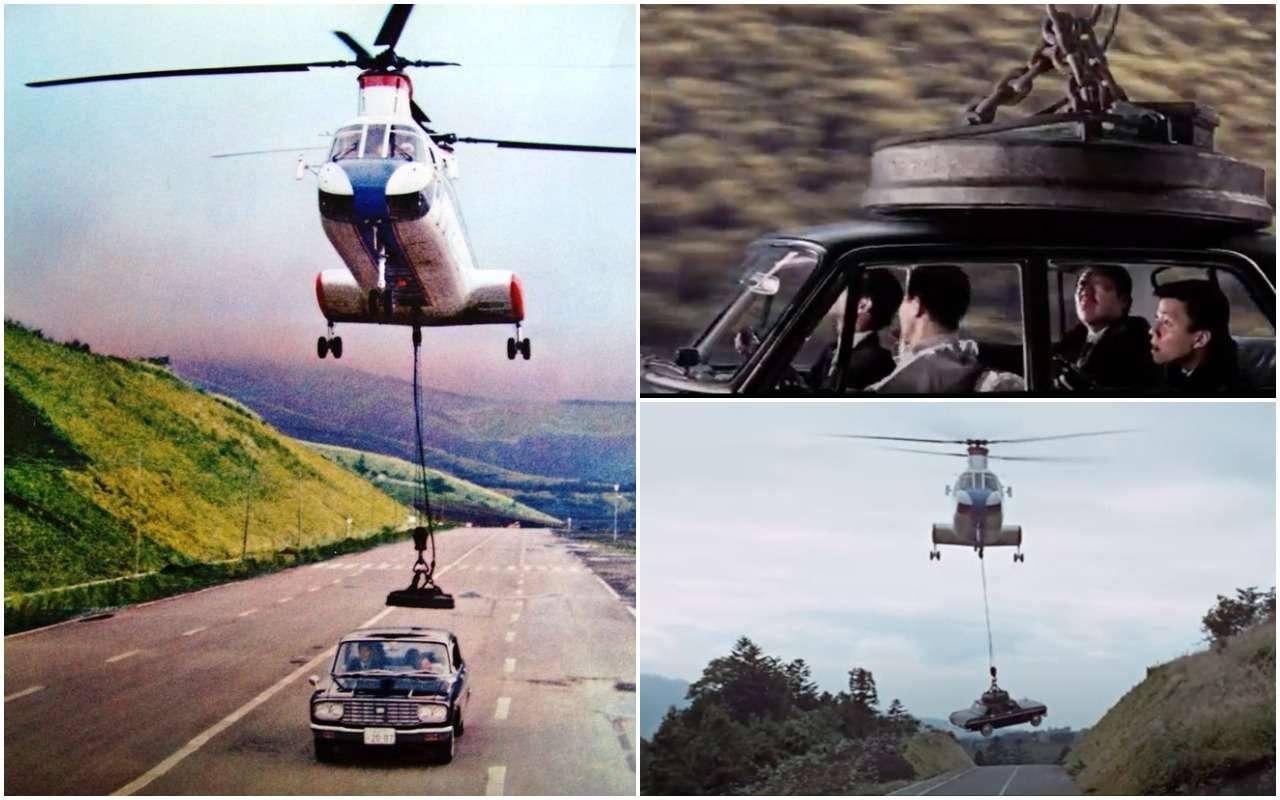 8 вечных мифов про машины, которые придумали киношники - фото 1151298
