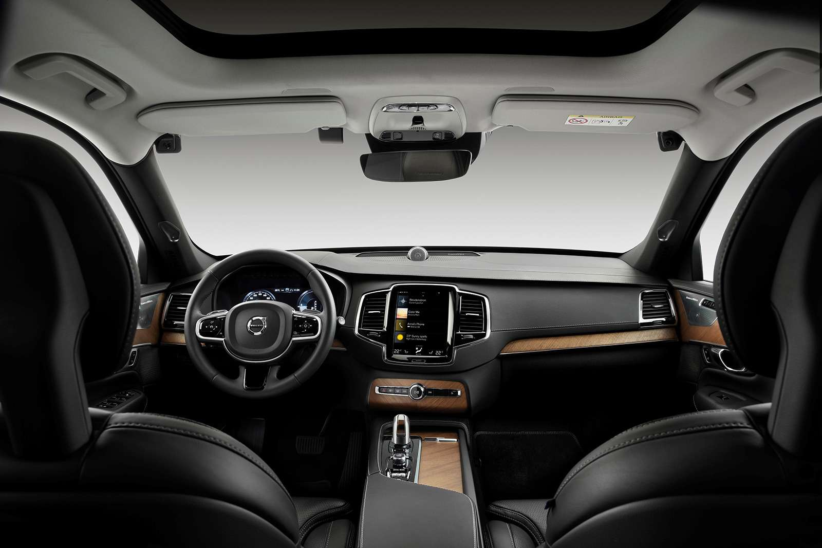 Volvo недаст пьяным водителям управлять автомобилем— фото 958917