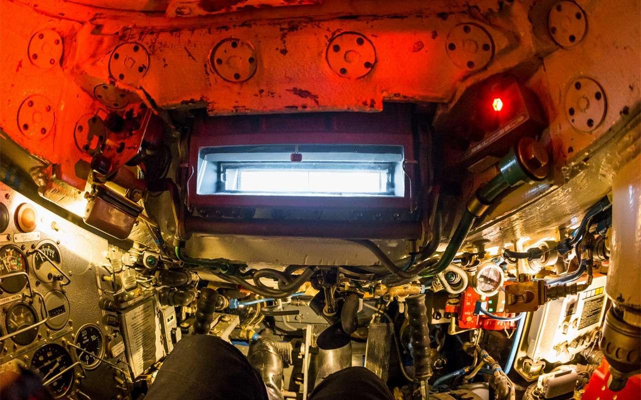 НашТ-72Б3 против немецкого Леопарда-2: пришельцы изпрошлого— фото 864033