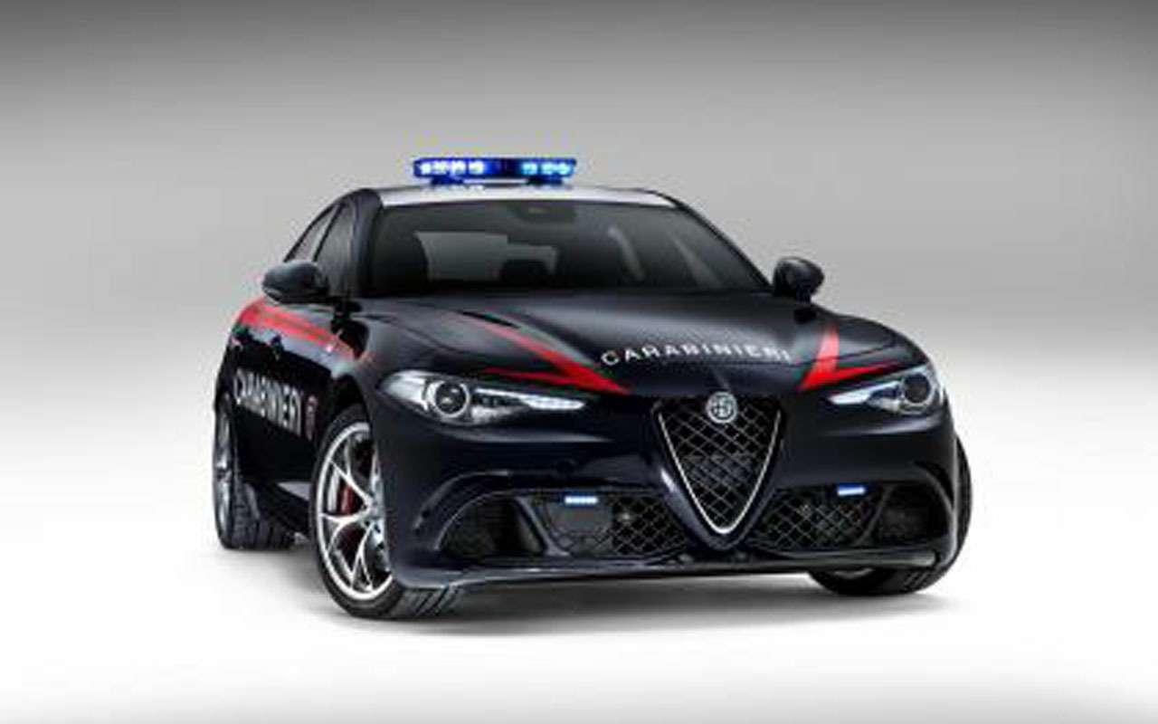 Топ-22 лучших ихудших полицейских автомобилей мира— фото 983531