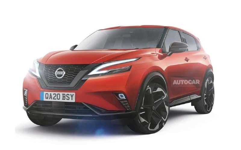 Новый Nissan Qashqai: первые официальные подробности