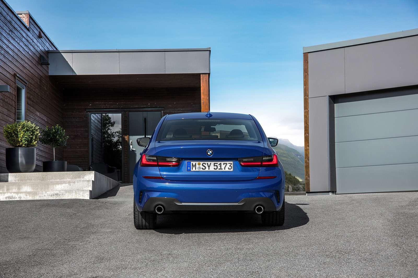 Новая 3-я серия BMW: мызнаем все ороссийской версии— фото 910321