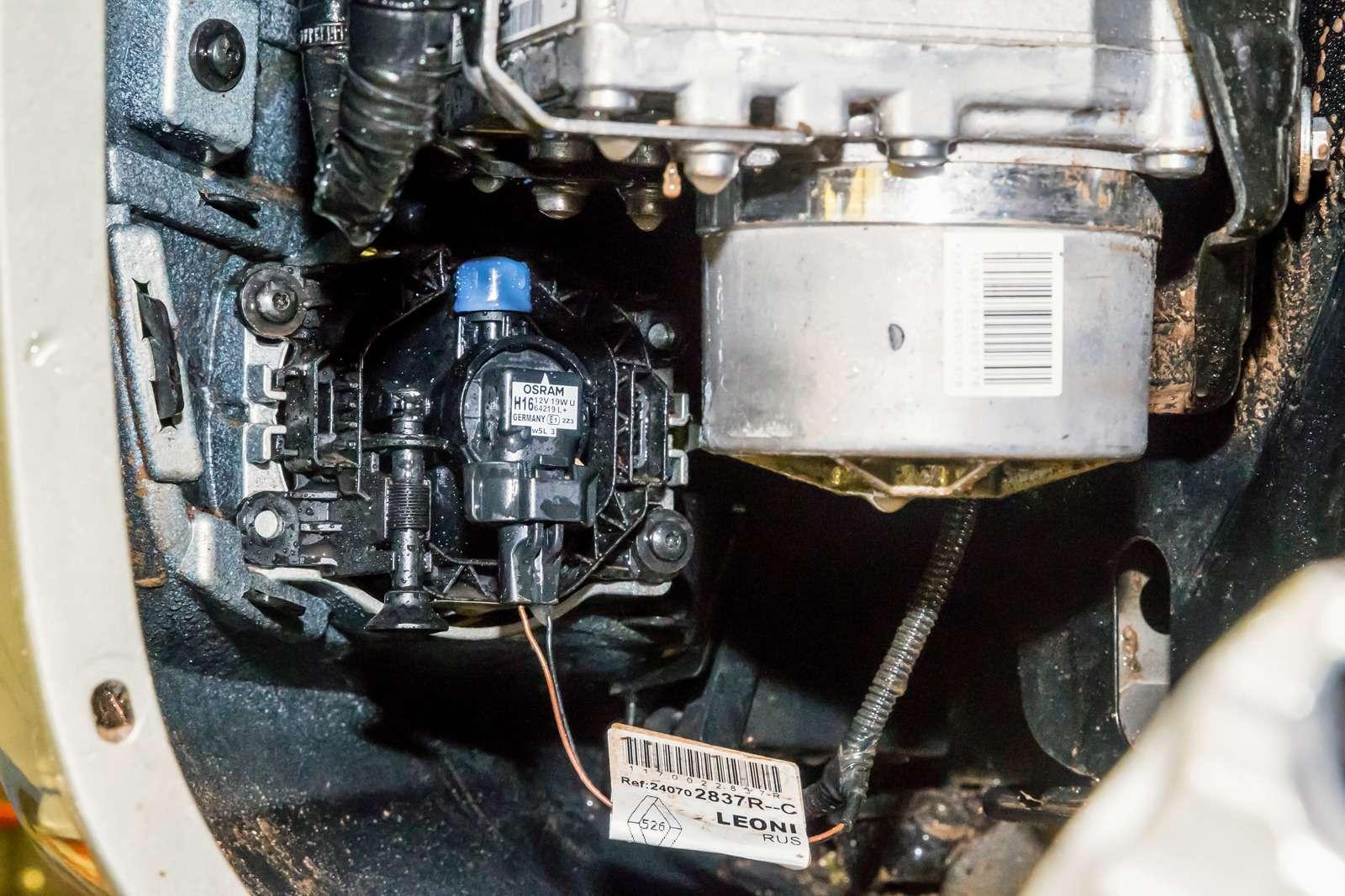 Экс-таз: как Lada XRAY показал себя втесте наремонтопригодность— фото 568471