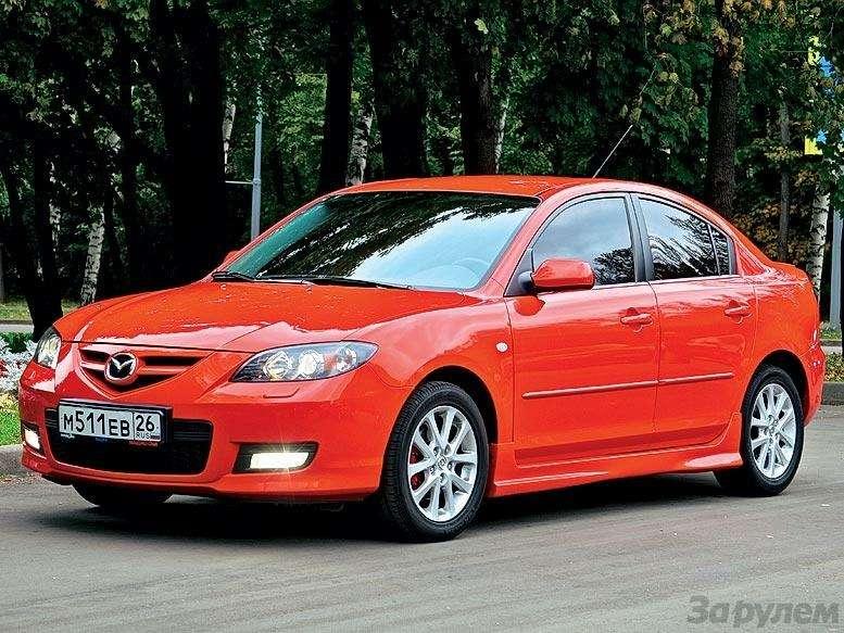 Mazda 3на вторичном рынке: три пишем, пять вуме— фото 90345