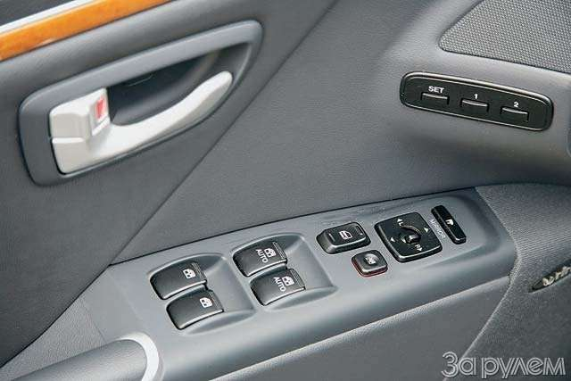 Hyundai Grandeur: Высоко сижу— фото 65842