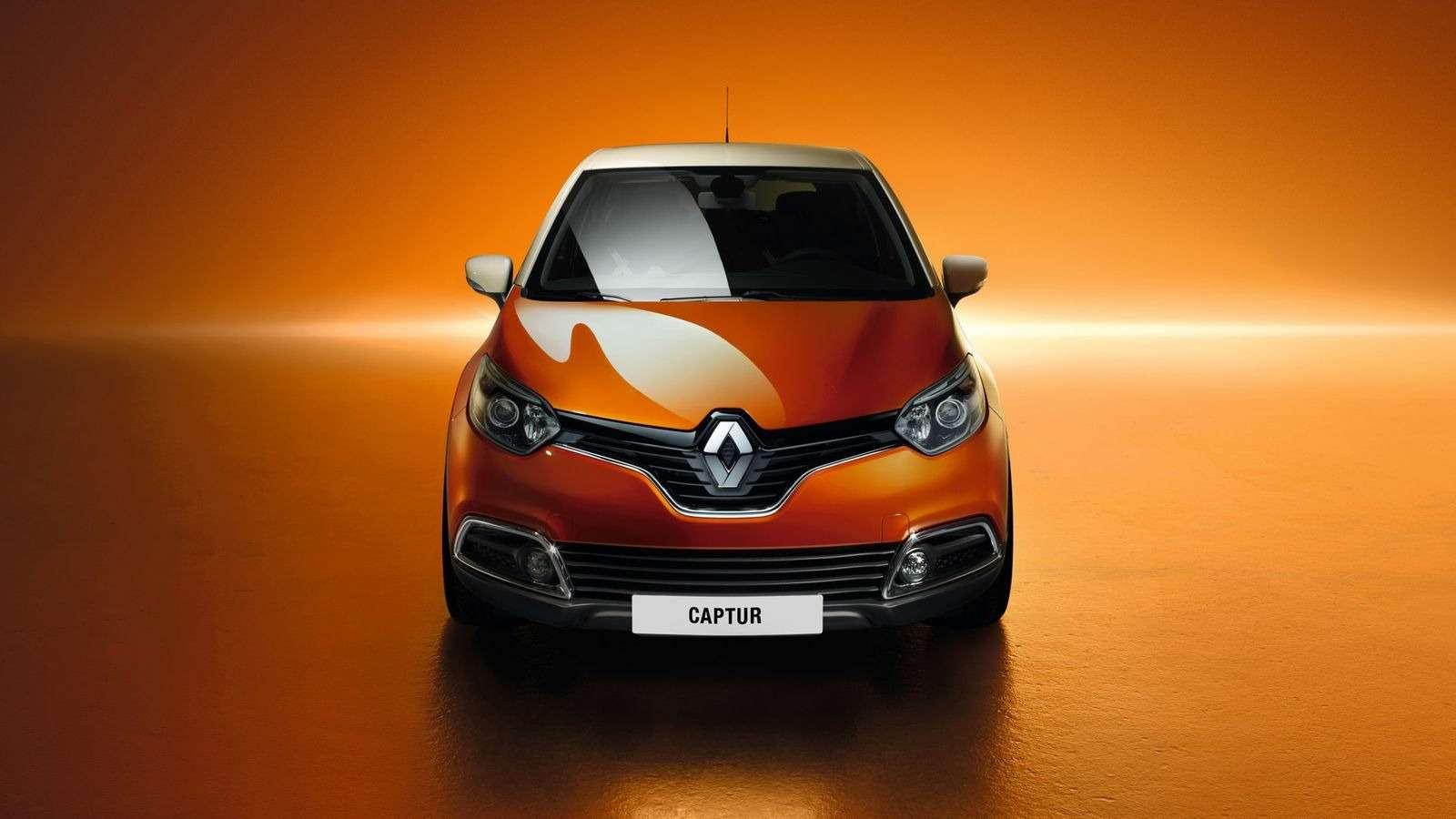 Renault готовит новый кроссовер дляРоссии наплатформе Duster— фото 392936