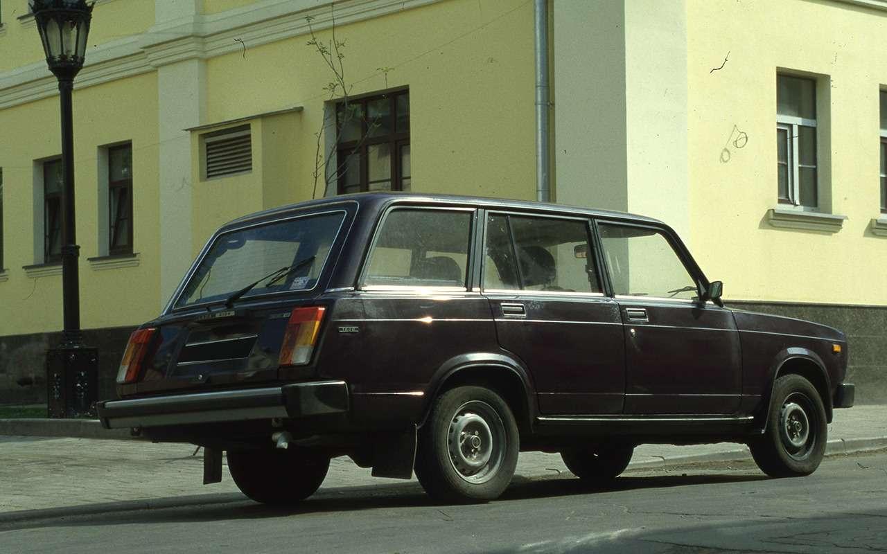 14советских автомобилей сдизелем— почему ихотнас скрывали— фото 954438