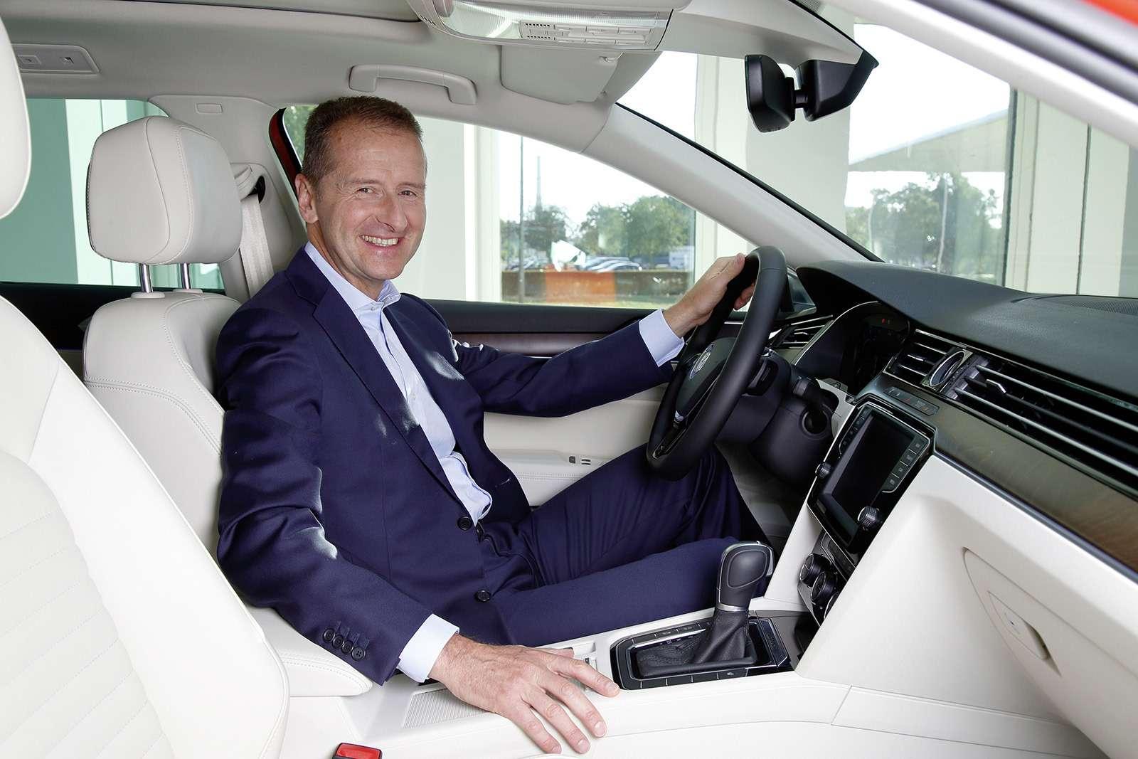 Volkswagen отправил вотставку председателя правления. Что мне сэтого?— фото 862208