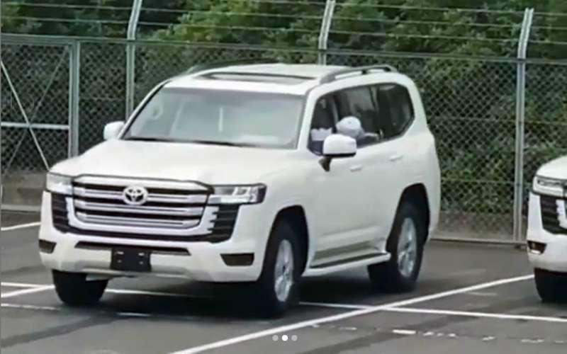Новый Toyota Land Cruiser— названа дата премьеры