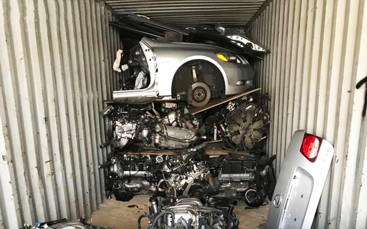 Контрактные двигатель икоробка— все ваши риски. Советы эксперта— фото 980950